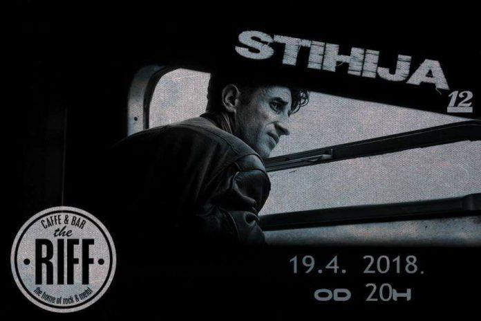 Stihija XII