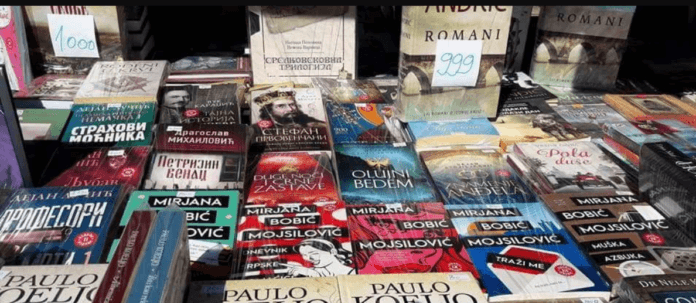 sajam knjiga u vranju