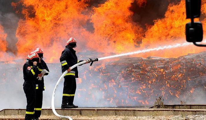 Konkurs za vatrogasce – spasioce