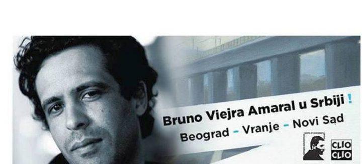 Portugalski pisac na dan biblioteke u Vranju