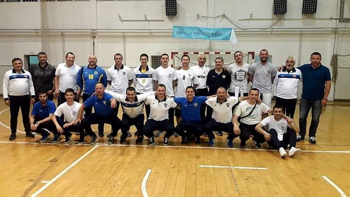 KMF Vinter Sport 2:1 KMF VRANJE