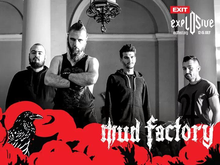 Mud Factory na EXIT-u