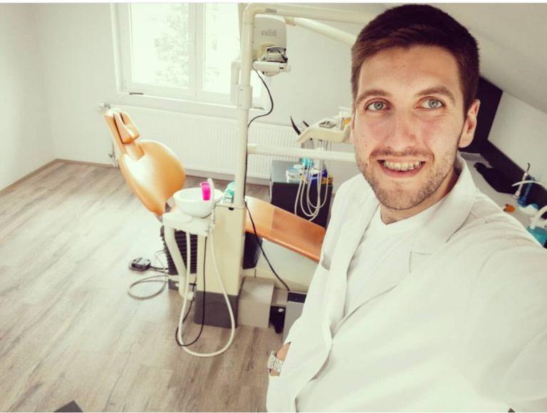 Darko Smiljković – mladi stomatolog iz Vranja