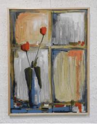 Izložba umetničkih radova sa Likovne kolonije
