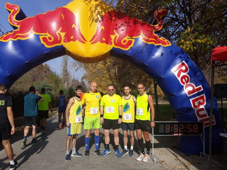 Uzbudljiv kraj sezone za vranjske maratonce