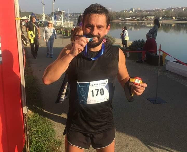 """Novi uspesi za ,,Vranjske maratonce"""" u Libanu"""
