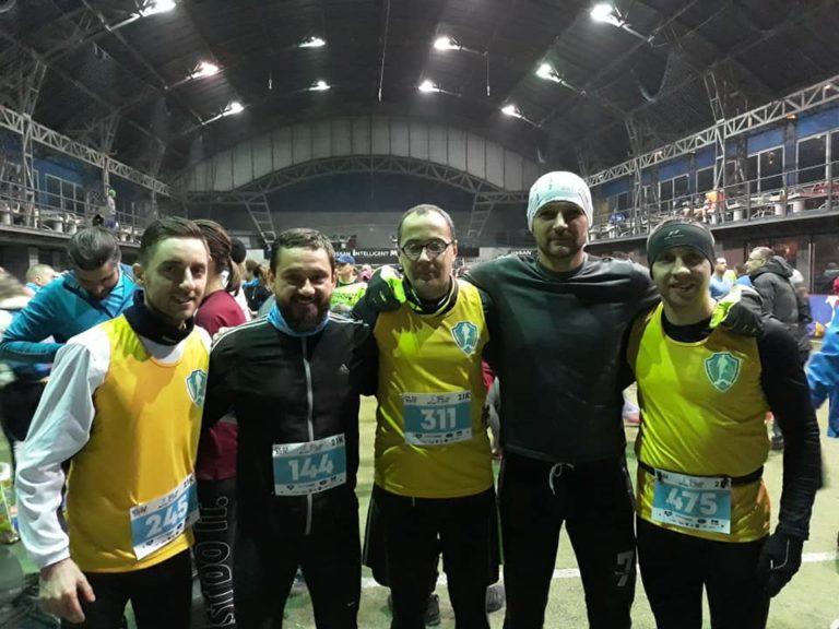 Vranjski maratonac Jadranko Nikolić među prvih dvadeset od 700 trkača u Beogradu