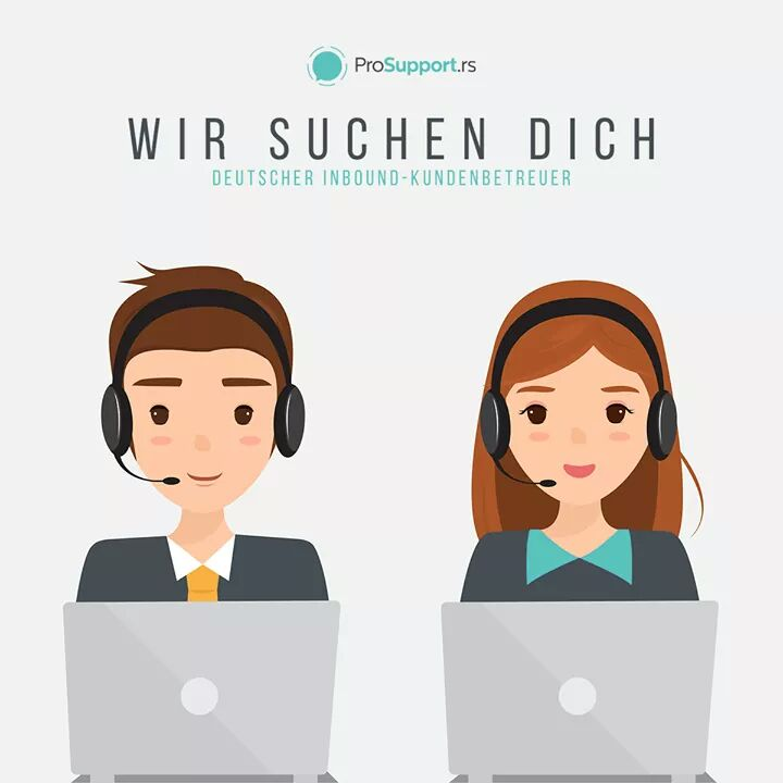 Poslovi korisničke podrške sa znanjem Nemačkog jezika