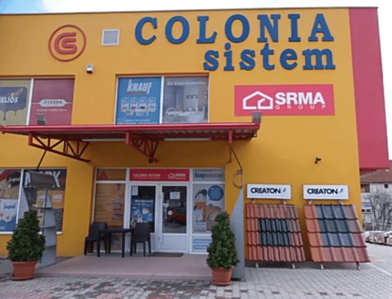 Colonia sistem iz Vranja i S.R.M.A. group nude posao