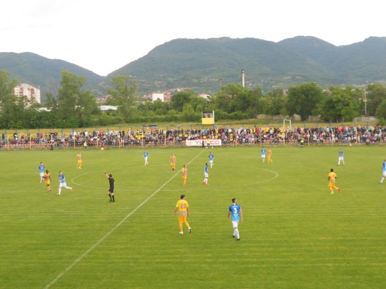 Dinamo osvojio bod protiv Čukaričkog