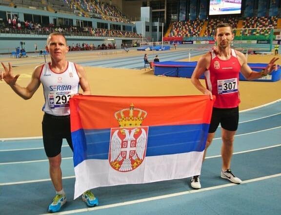 Još dve medalje za Kristijana Stošića u Turskoj