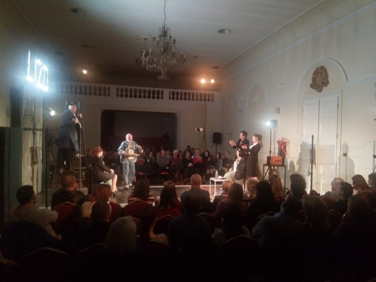 Publika diše sa predstavom jer govori o temi koja se tiče svakog od nas