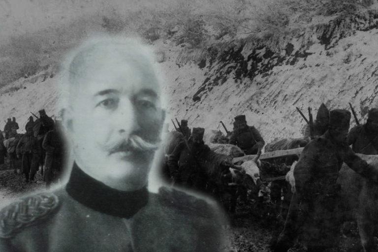 Vranjanac, hirurg, general, Srpski Larej – dr Jordan Stajić
