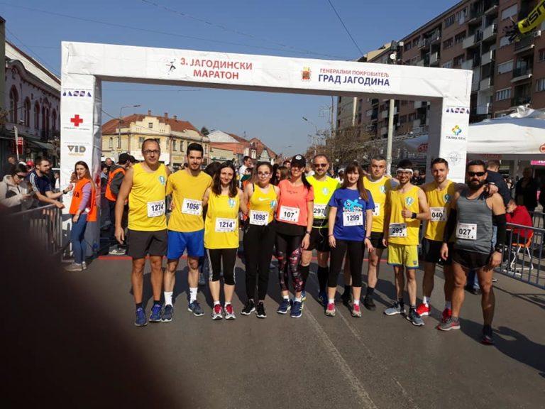 Nova nagrada za Vranjske maratonce