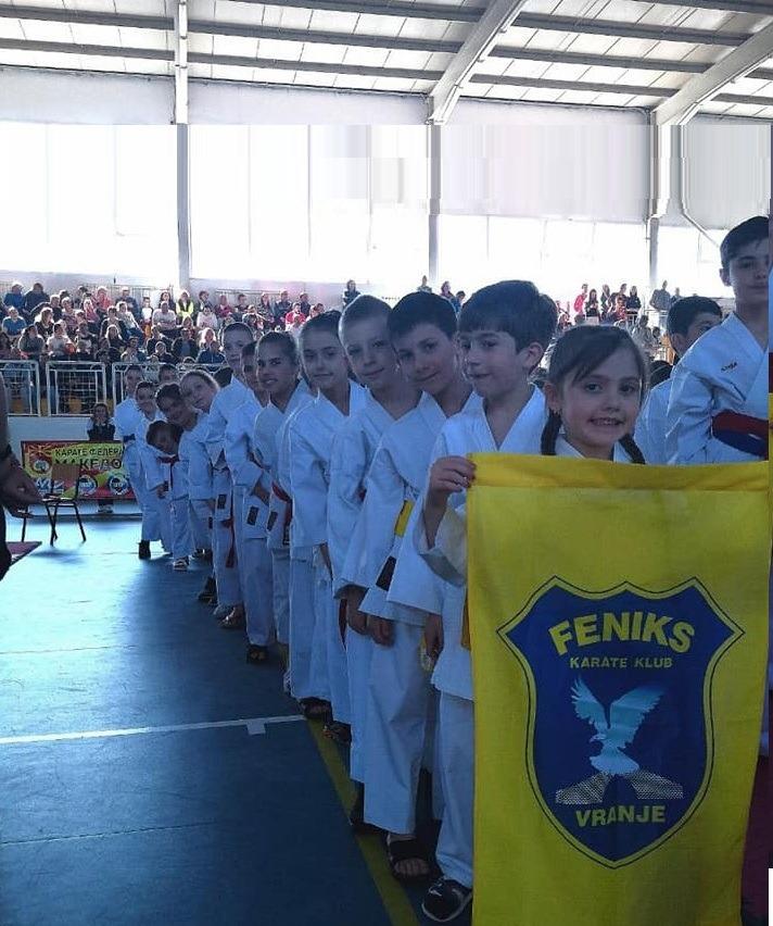 "Još 25 medalja za karate klub ,,Feniks"""