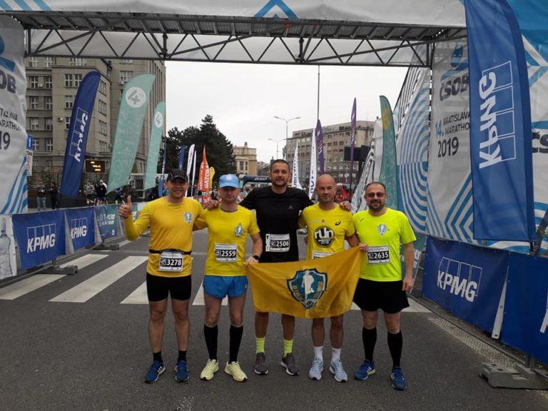 Vranjski maratonci za vikend učestvovali na trkama u Beču i Bratislavi