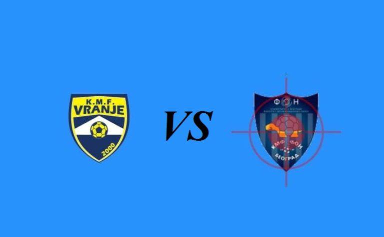 KMF Vranje u subotu igra za opstanak u ligi