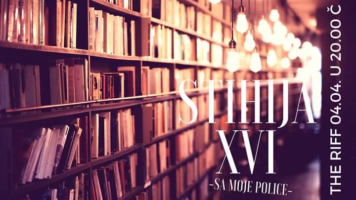 Stihija XVI – Sa moje police