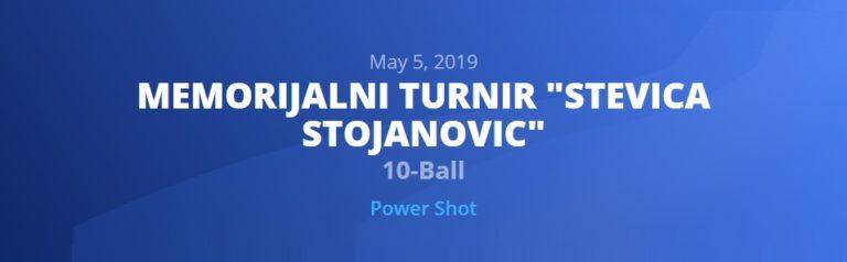 """Memorijalni turnir u bilijaru ,,Stevica Stojanović"""""""