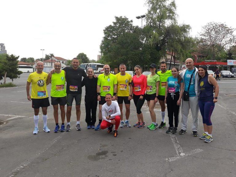 """Novi uspesi ,,Vranjskih maratonaca"""" na trkama u Skoplju"""