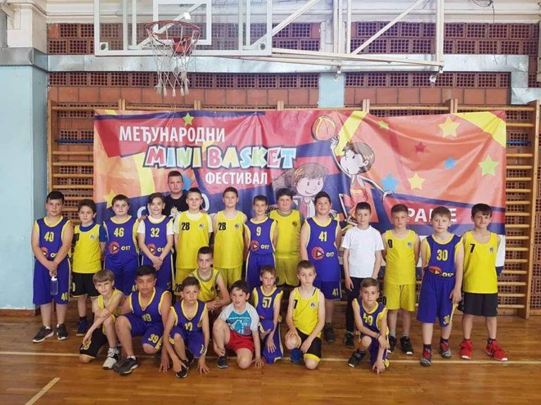 II Međunarodni mini basket turnir u Vranju