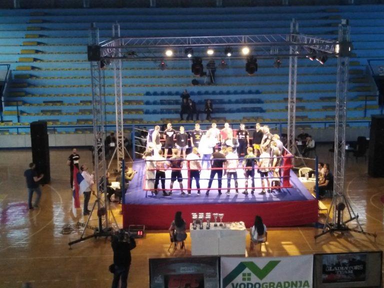 Završen MMA GFC 4 spektakl (VIDEO)