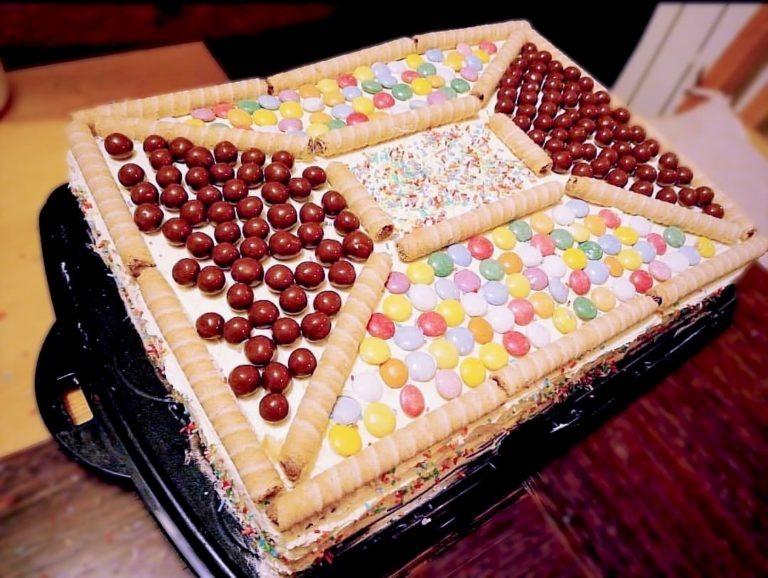 Chuchu torta
