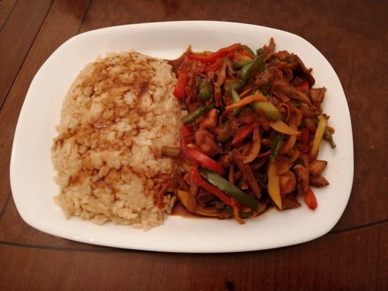 Piletina na kineski način
