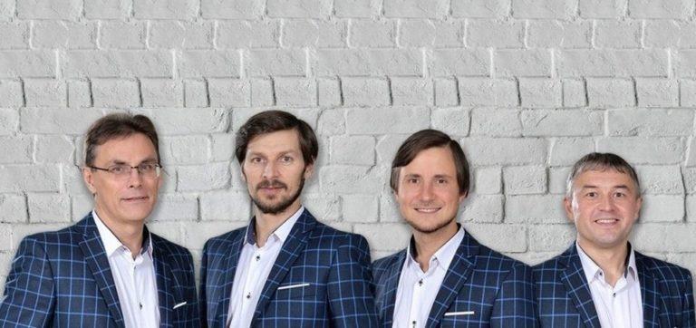 """Art grupa ,,Horus kvartet"""" iz Rusije nastupa u Vranju"""