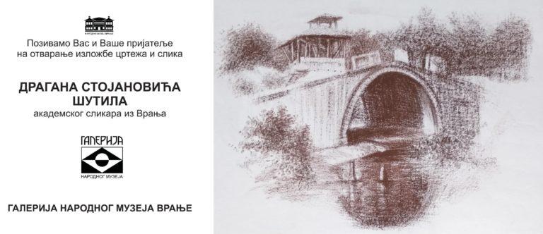 Izložba crteža i slika Dragana Stojanovića Šutila iz Vranja