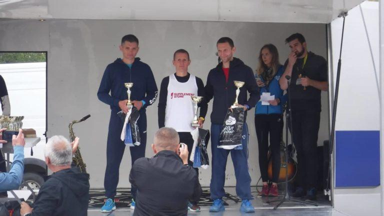 Kristijan Stošić pobedio na polumaratonu u Vukovaru