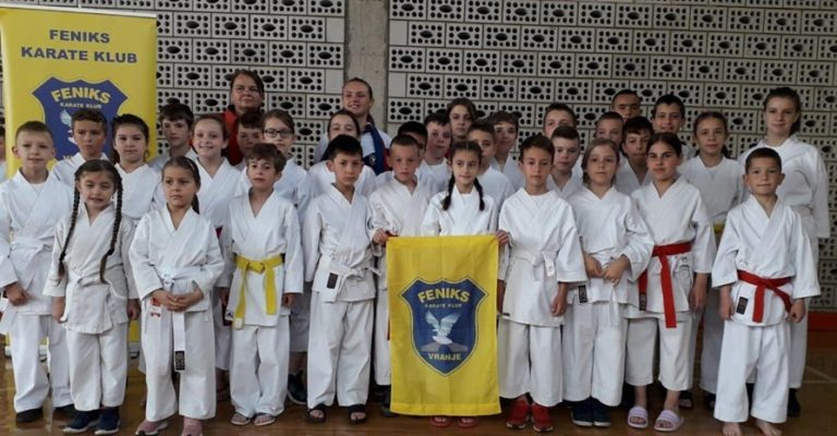 Karatisti Feniksa osvojili 45 medalja na međunarodnom turniru