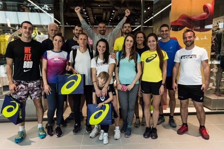 Bračni par Kristijan i Aleksandra Stošić prvi na trci sa zagonetkama u Beogradu