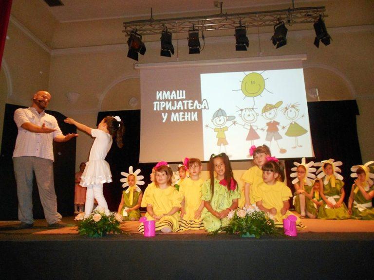 Predškolci: Prijatelji su porodica, priroda, životinje