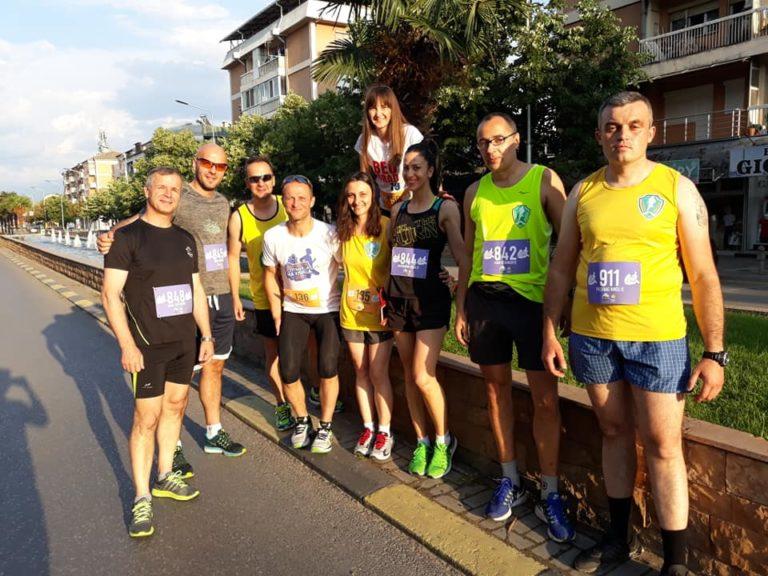 Nova učešća Vranjskih maratonaca