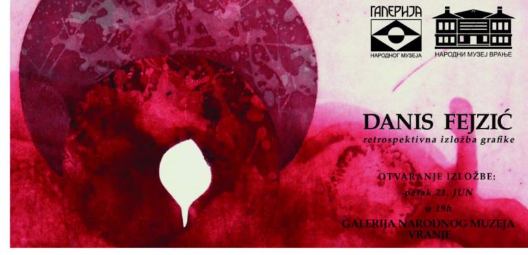 Retrospektiva izložbe grafika Danisa Fejzića