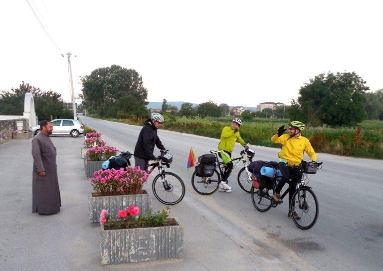 Biciklisti iz Vranja i Bujanovca stigli na Krf