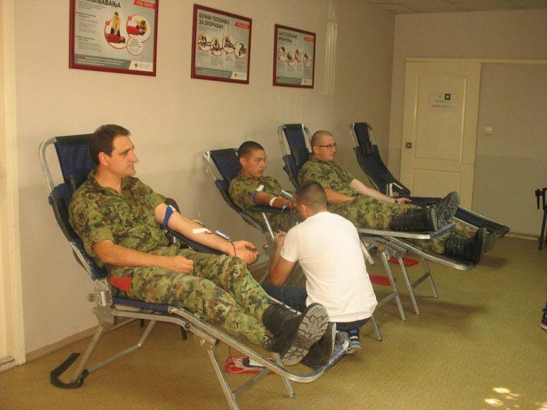 U utorak akcija dobrovoljnog davanja krvi u prostorijama Crvenog krsta