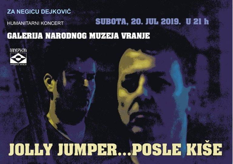 Humanitarni koncert za Negicu Dejković