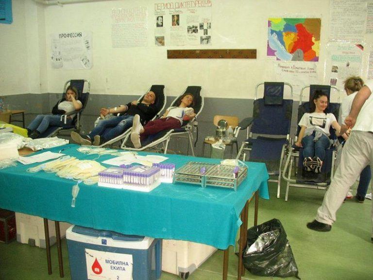 U petak akcija dobrovoljnog davanja krvi u prostorijama Crvenog krsta
