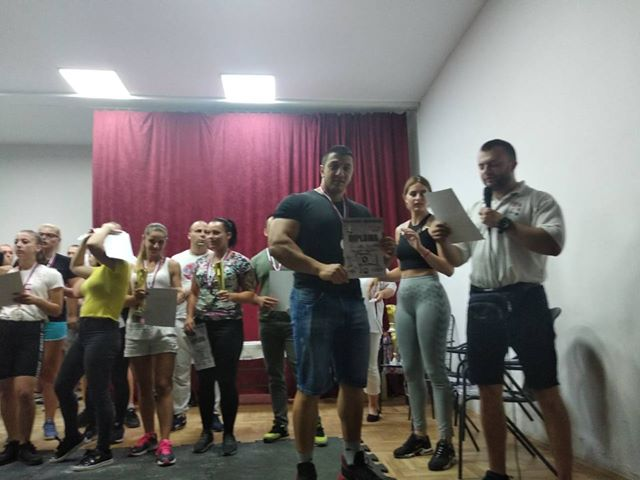Vranjanac drugi na takmičenju najjačih ljudi Balkana u Svrljigu