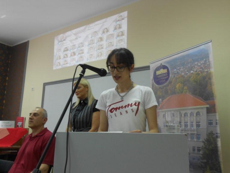 Jefimija Najdić među 30 najboljih đaka generacije u Srbiji i Republici Srpskoj