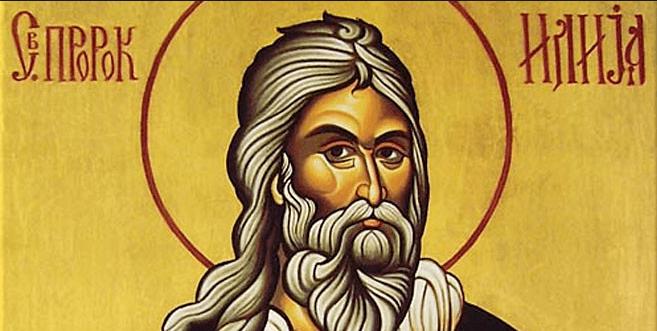 Danas je Sveti Ilija