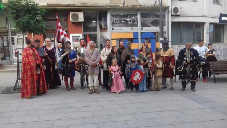 Takmičenje u drevnim veštinama i viteške borbe od 9. do 11. avgusta u Vranju