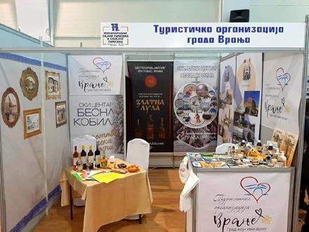 Vranje na Sajmu turizma i seoskog turizma u Kragujevcu