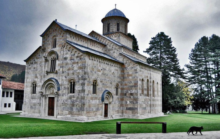 Sveti kralj Stefan Dečanski, slava manastira Visoki Dečani