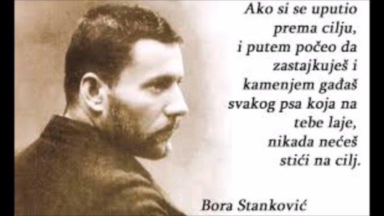 Ono što o Bori Stankoviću niste znali: II deo