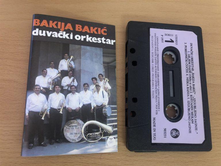 Bakija Bakić i nakon 30 godina smrti se i dalje čuje