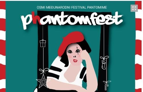 Međunarodni festival pantomime P(h)antomfest u Vranju