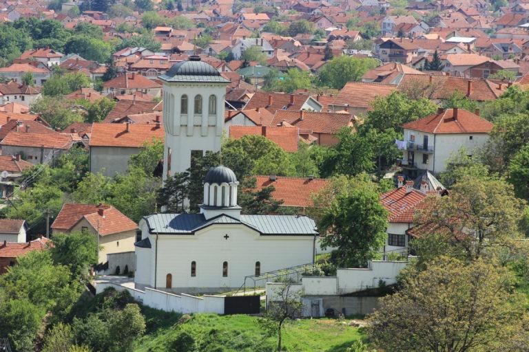 Manastir Svetog Nikole u Vranju, metoh manastira Hilandar